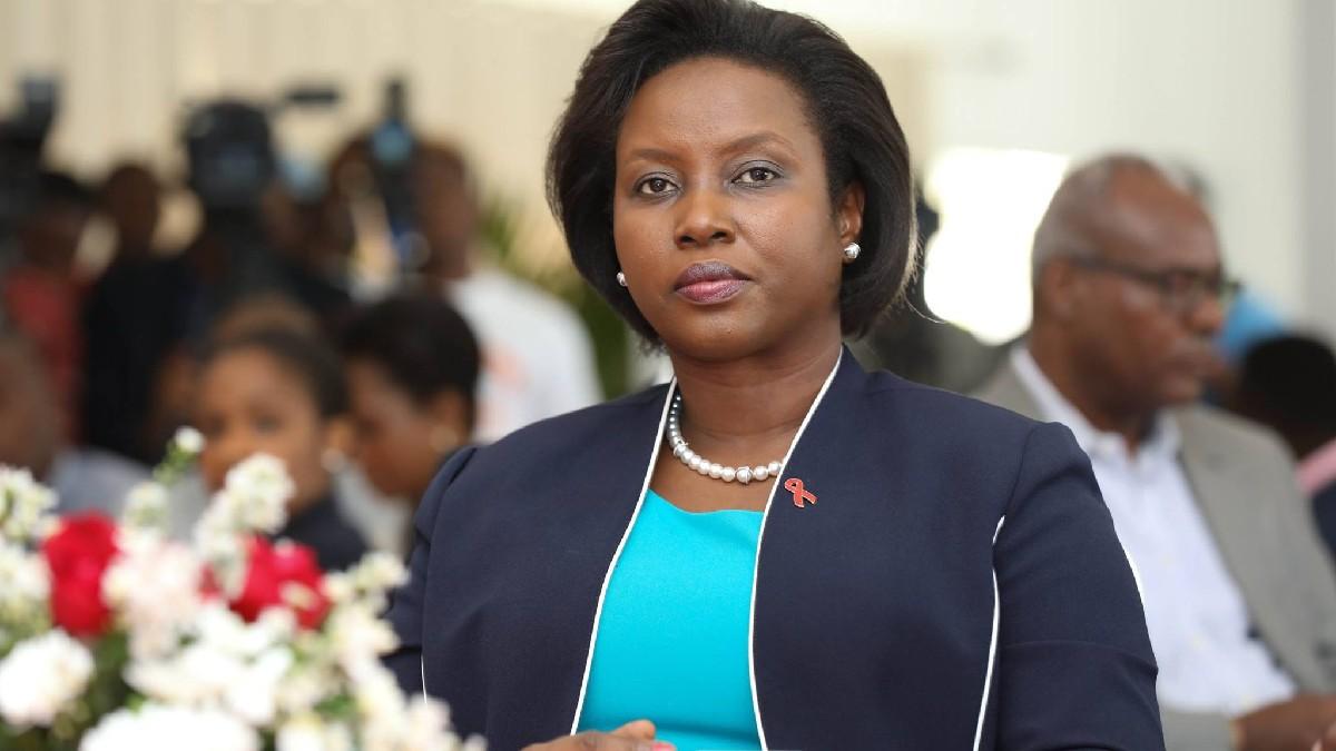 Juez de Haití cita a Martine Moise a comparecer por caso de magnicidio sobre su esposo