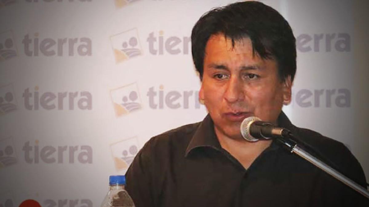 Economista Gonzalo Colque: En Bolivia «La pelea por la tierra es ahora por la misma tierra, por la misma parcela, por la misma zona de tierras fiscales que todavía está en disputa»