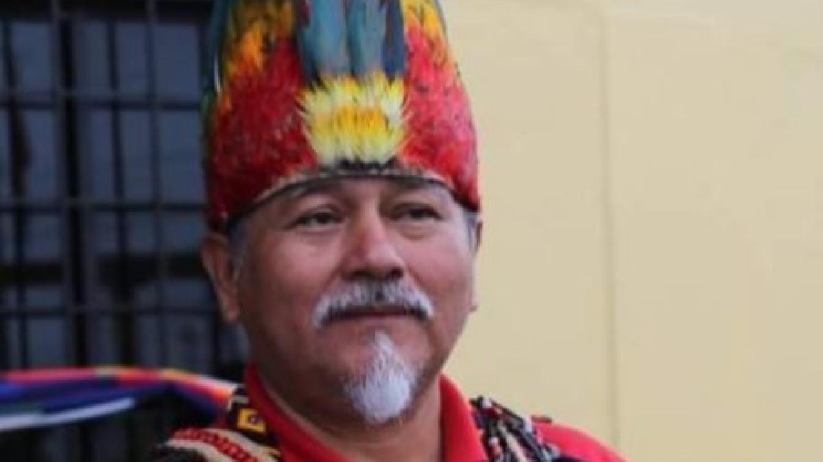 Ecuador: Comunidades indígenas exigen liberación de Antonio Vargas