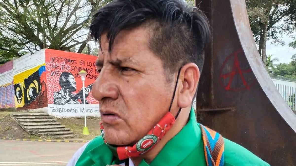 Guardia Indígena Arcadio Aguilar: «En Cali, nos disparaban. Pero nosotros seguimos caminando, seguimos caminando y 'hágale'»