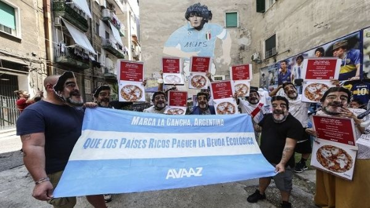 Activistas exhortan a países industrializados a pagar deuda ecológica