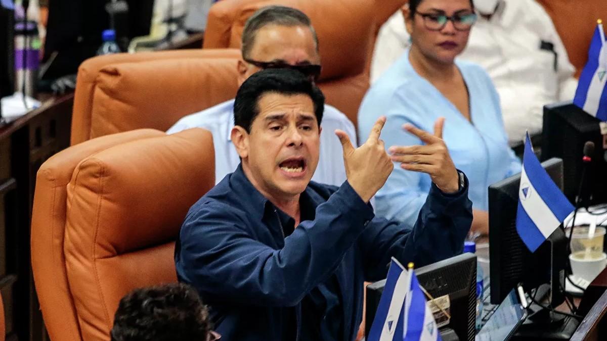 Diputado Wálmaro Gutiérrez: «Nicaragua no es un estado de Estados Unidos de Norteamérica, no somos una estrella de la bandera»