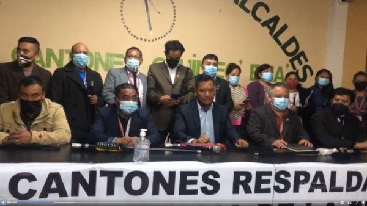 Indígenas de Guatemala convocan paro tras la destitución de fiscal anticorrupción Juan Sandoval
