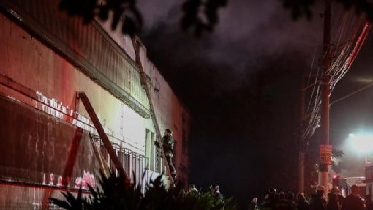 Brasil: Incendio en Cinemateca de Sao Paulo afecta acervo audiovisual del país