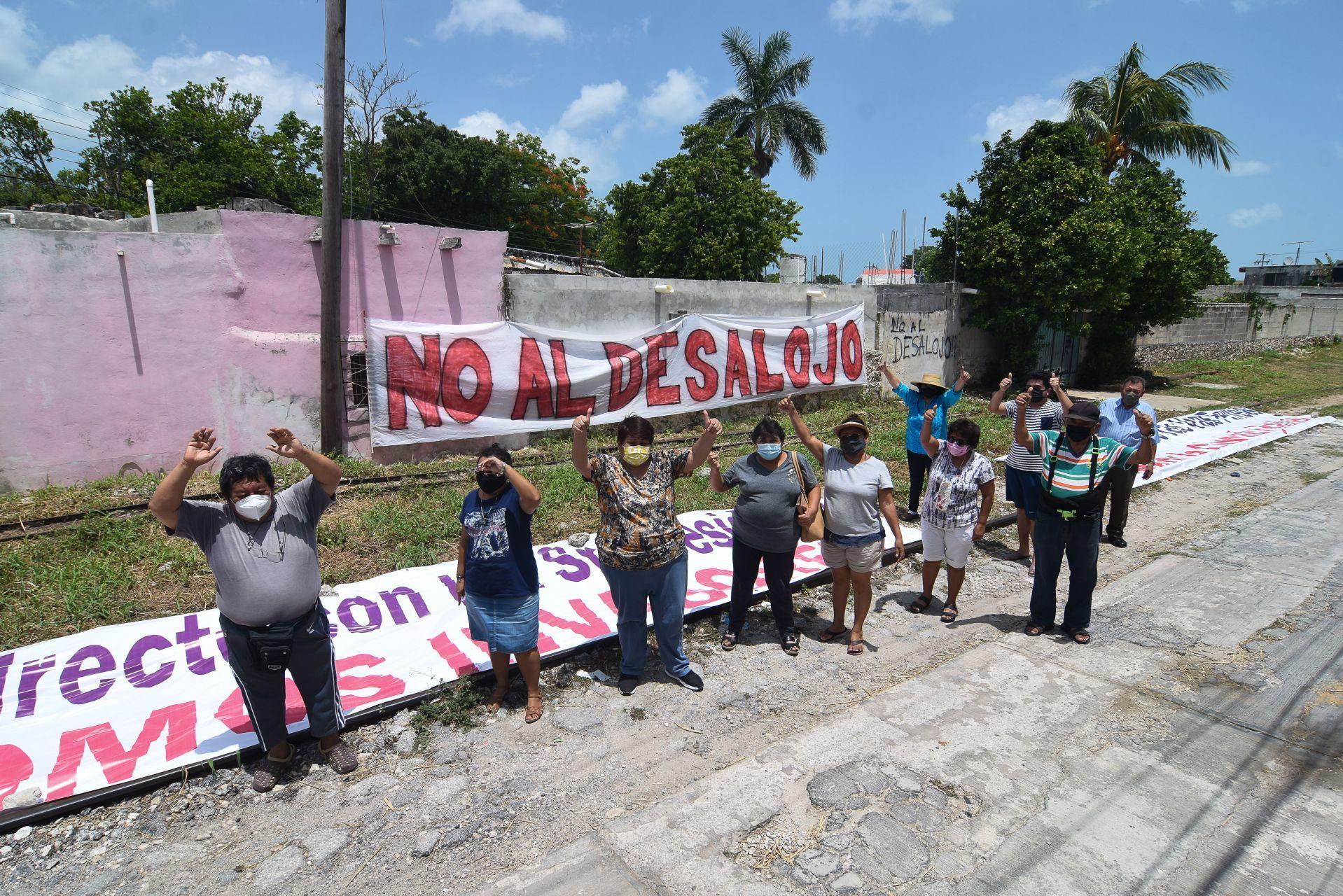Tren Maya dejará a su paso más de 3 mil desalojos forzosos