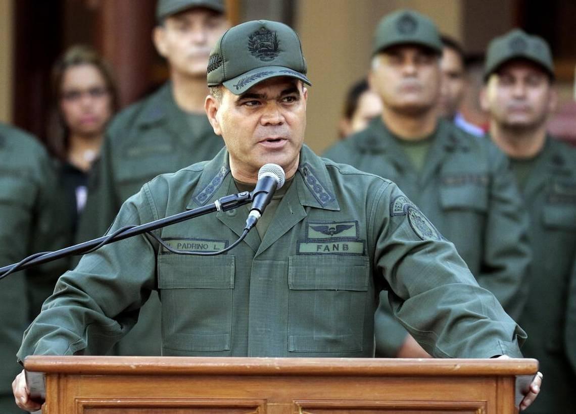 Venezuela denuncia violación de su espacio aéreo por avión de «transporte militar» de EE. UU.