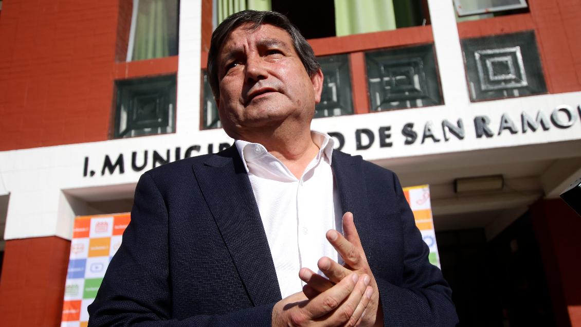 Defensa de Miguel Ángel Aguilera, exalcalde de San Ramón, recurre a Corte de Apelaciones para revocar prisión preventiva