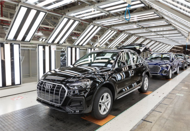 Audi de Puebla