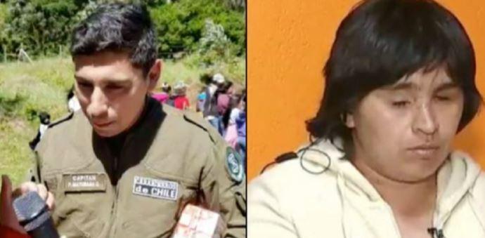 Decretan prisión preventiva para excarabinero que le disparó y dejó ciega a Fabiola Campillai
