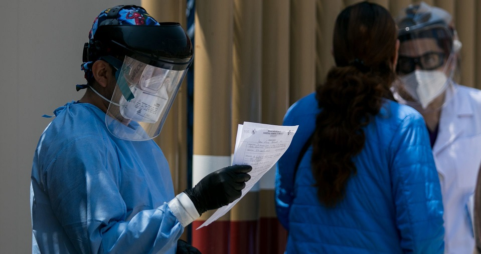 Hoy, más de 17 mil contagios de Covid-19 en el país