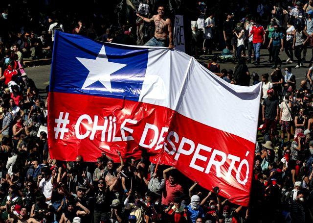 De la Plaza Dignidad a la Convención Constitucional: Las manifestaciones proyectadas para este domingo