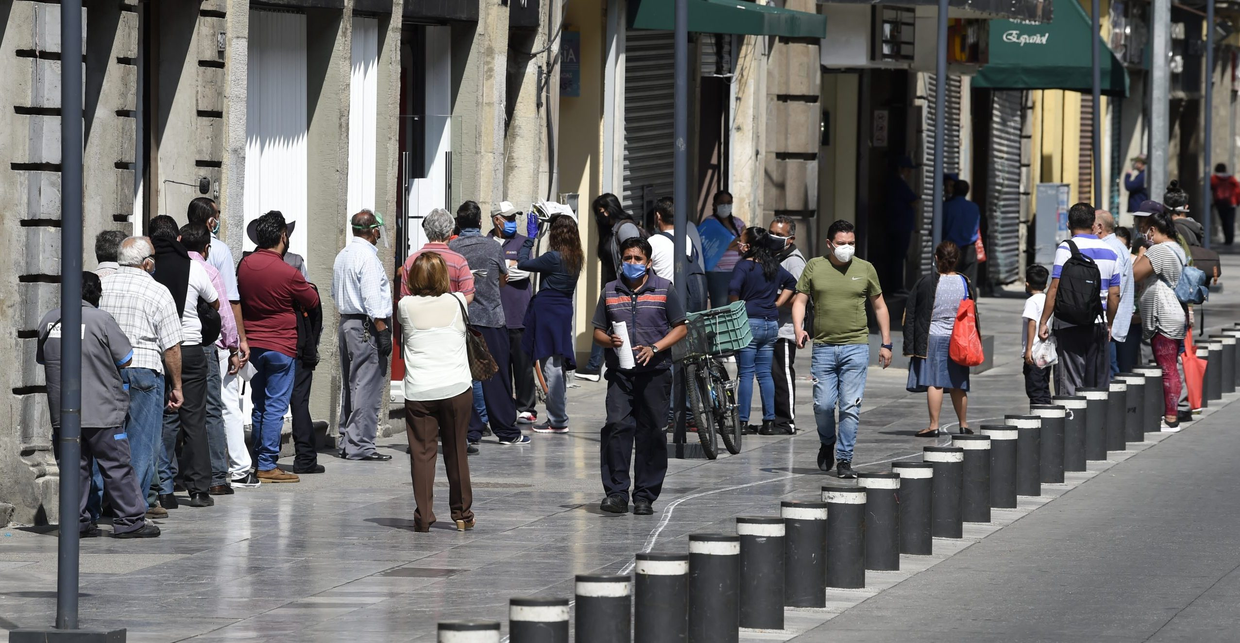 Reporta México 67 mil 949 casos activos estimados de Covid-19