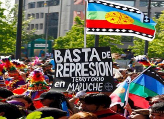 El agresor Estado de Chile contra el Pueblo Mapuche: odio racial, crímenes y usurpación