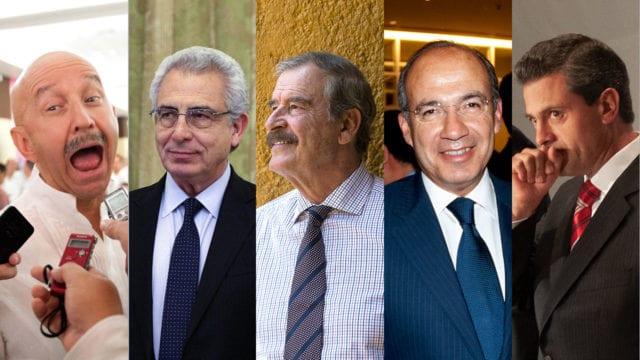 Listas, 93.5 millones de boletas para jucio contra expresidentes