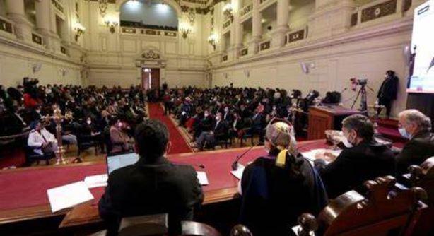 Las claves que marcaron la ampliación de la mesa de la Convención Constitucional