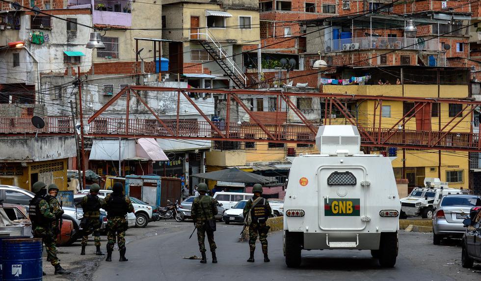 Tribunal venezolano priva de libertad a 25 miembros de las bandas delincuenciales de Caracas