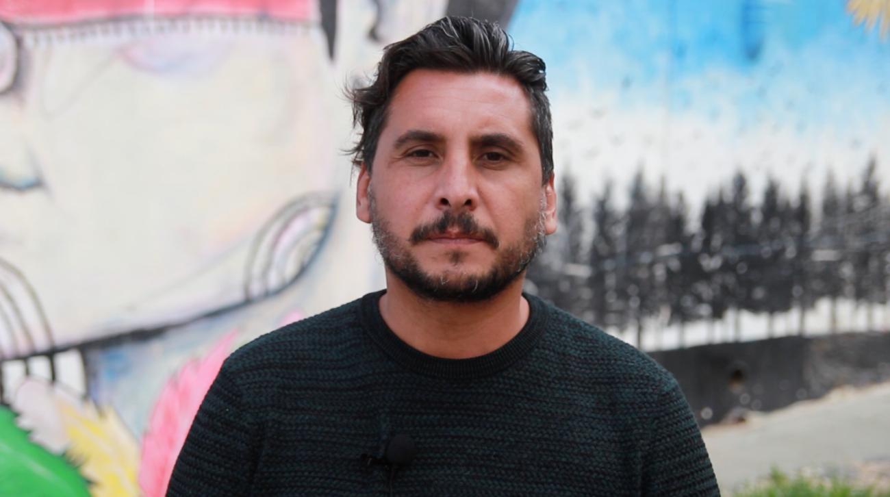 """Danilo Ahumada, presidente del Colegio de Periodistas: """"El ecosistema medial debe tener como característica central la pluralidad"""""""