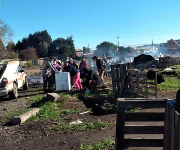 Gobierno Regional del Biobío rechazó violento desalojo de campamento en Talcahuano: «Estas acciones dejan a las familias en la calle»