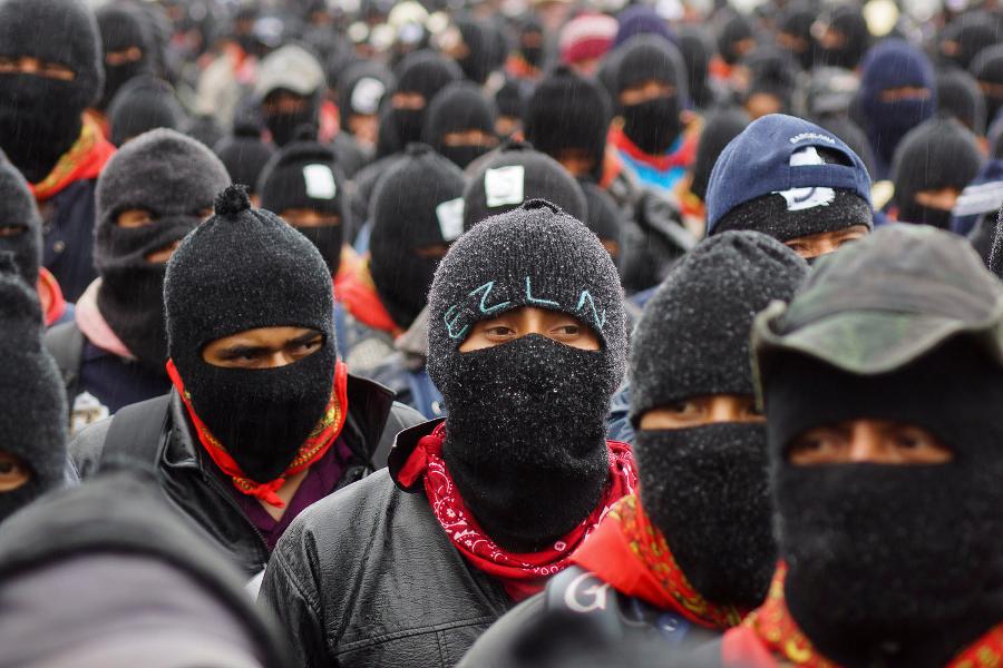 INE quiere el fracaso de la consulta ciudadana, afirma Ejército Zapatista