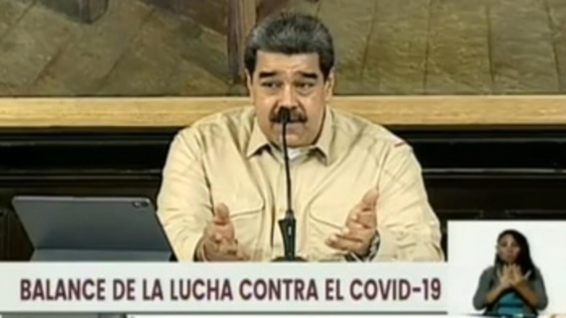 En Venezuela detectan los dos primeros casos de la cepa Delta del Covid-19