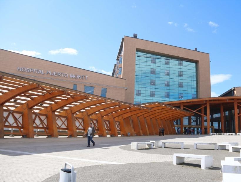 Contagio masivo de Covid-19 en Hospital de Puerto Montt: Más de 70 funcionarios dieron positivo