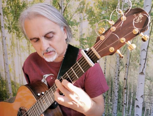 Un chileno en el Guitar Fest Daddario Latinoamérica