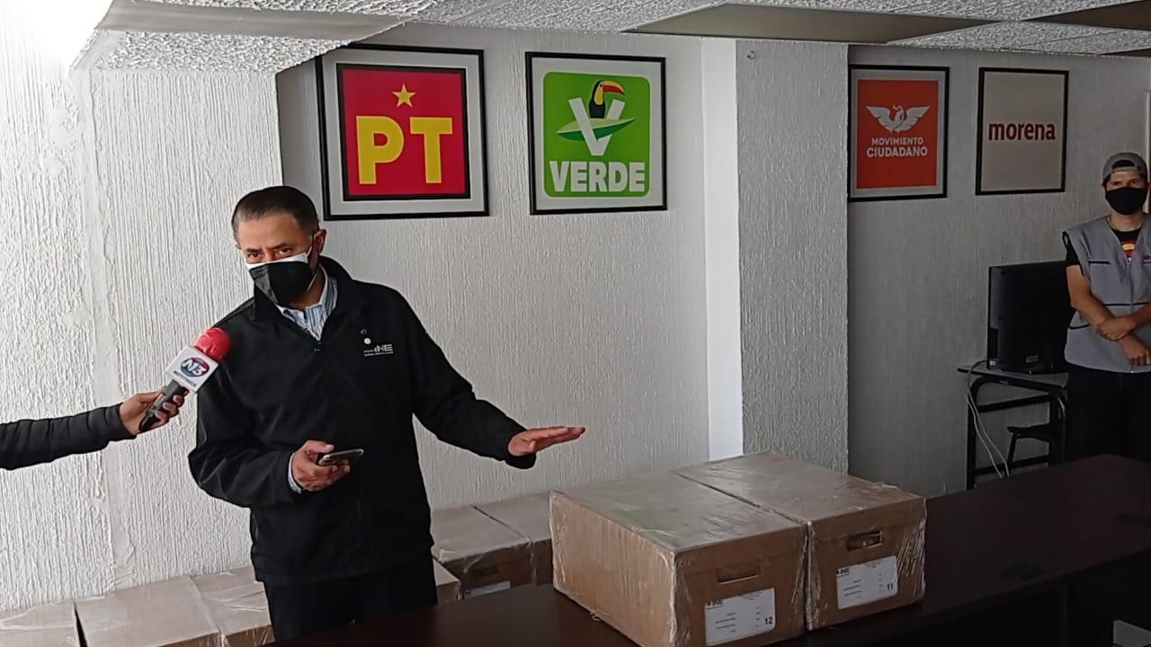 Consulta Popular en Puebla