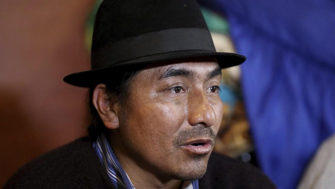 ¿Quién es Leonidas Iza Salazar? El líder indígena que cobra protagonismo en Ecuador