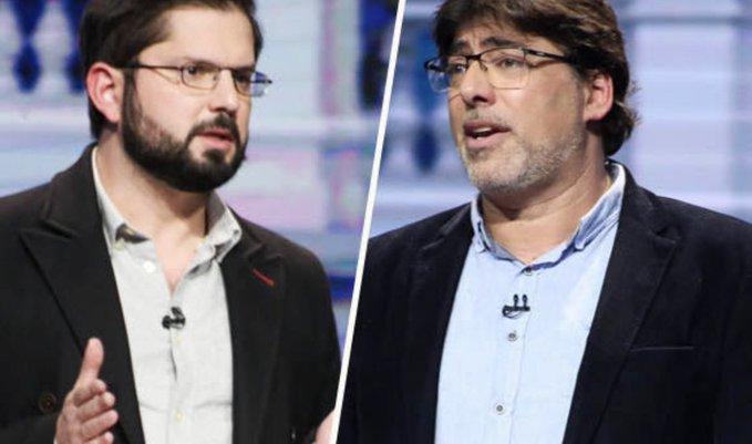 Hostigamiento a Jadue: La polémica actuación de periodistas de grandes canales en debate de Apruebo Dignidad