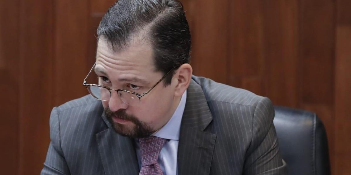 Reabrirán investigación contra presidente del Tribunal Electoral