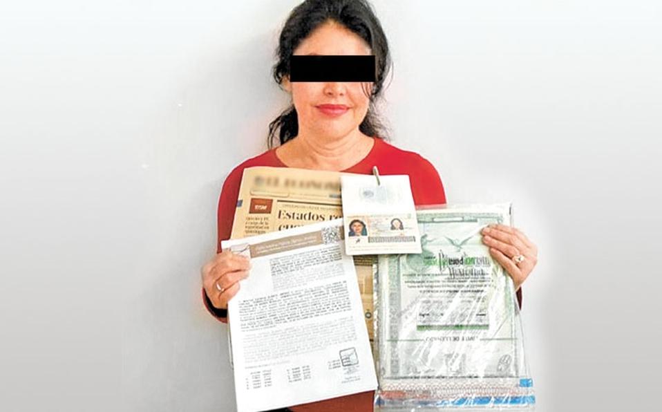 Luz Irene Fajardo Campos, alias La Comadre