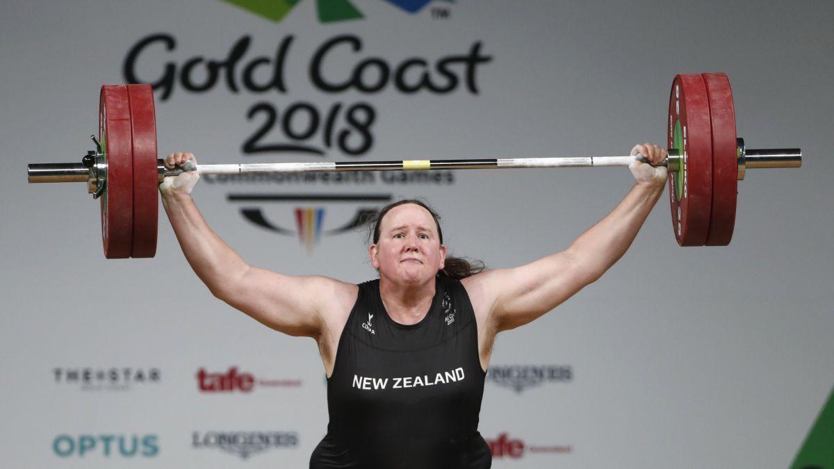Laurel Hubbard, la primera mujer trans en los Juegos Olímpicos