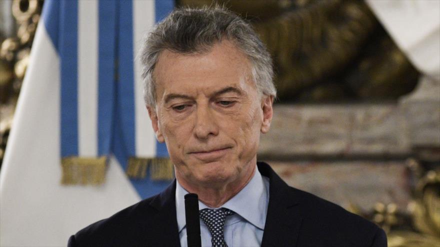 Argentina denuncia formalmente a Macri por envío de material bélico a Bolivia