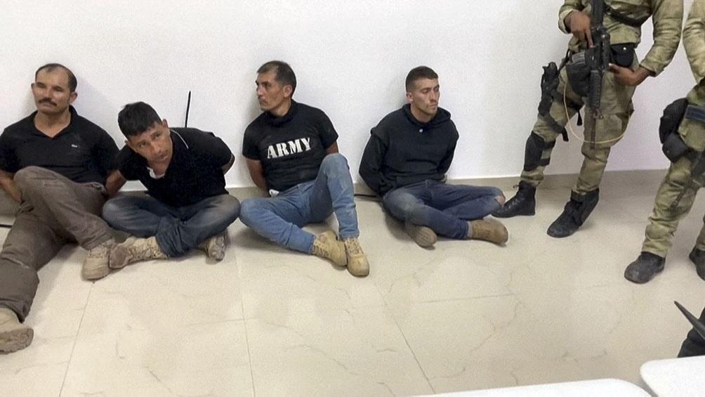 mercenarios colombianos haití estados unidos