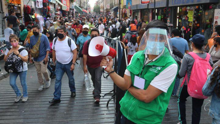 CDMX, Edomex y Guanajuato, con más contagios Covid-19