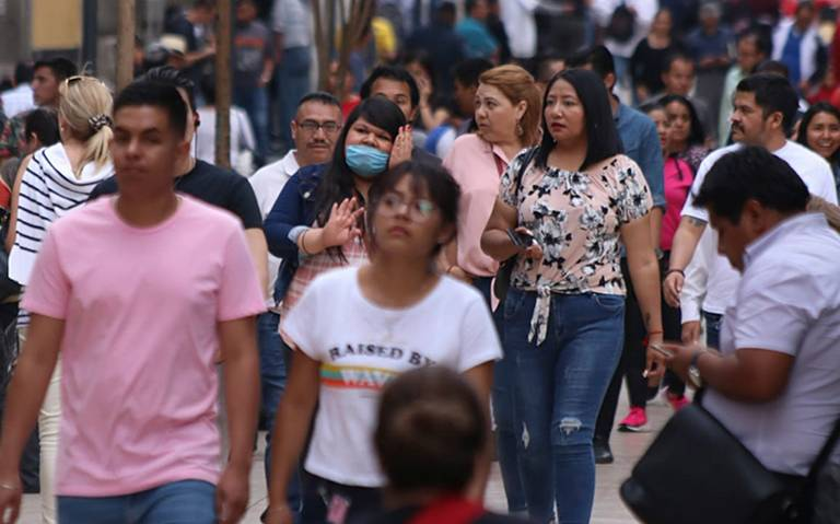 Contagios de Covid-19 en México, como en enero; más de 13 mil