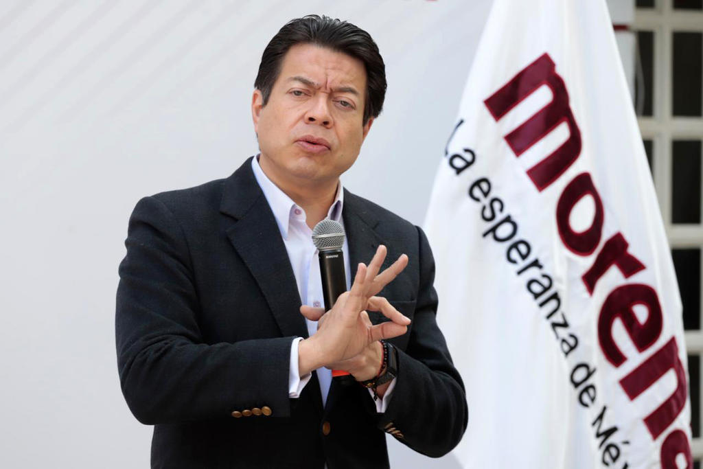 Improcedente queja del PAN contra Mario Delgado por promover consulta popular