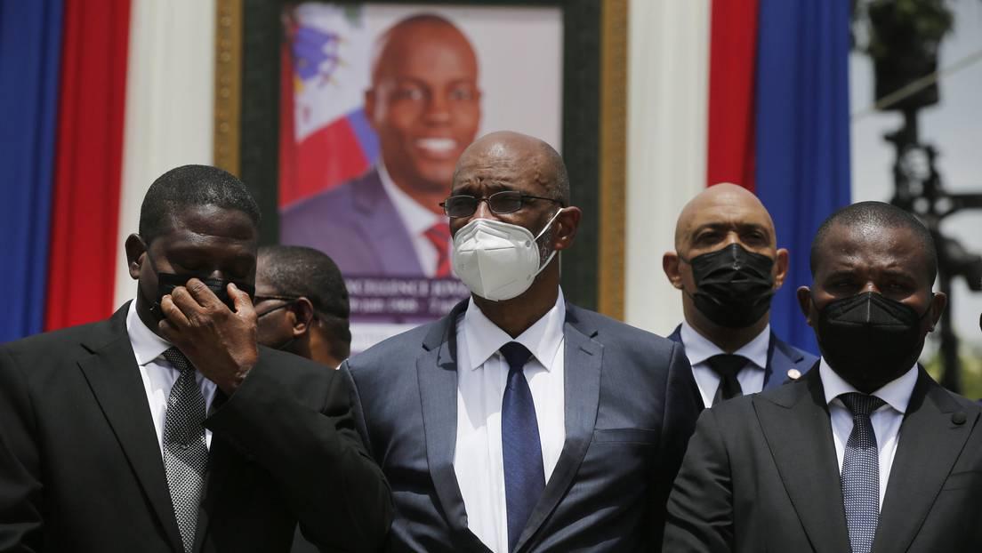 nuevo primer ministro de haití