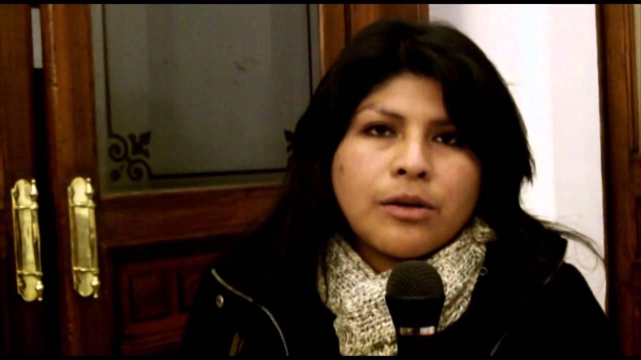 Acusan secuestro de dirigente mapuche Orfelina Alcaman por agentes del Estado