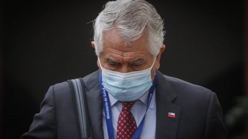 Congreso inicia interpelación al ministro  Enrique Paris por manejo de la pandemia del Covid-19 en Chile