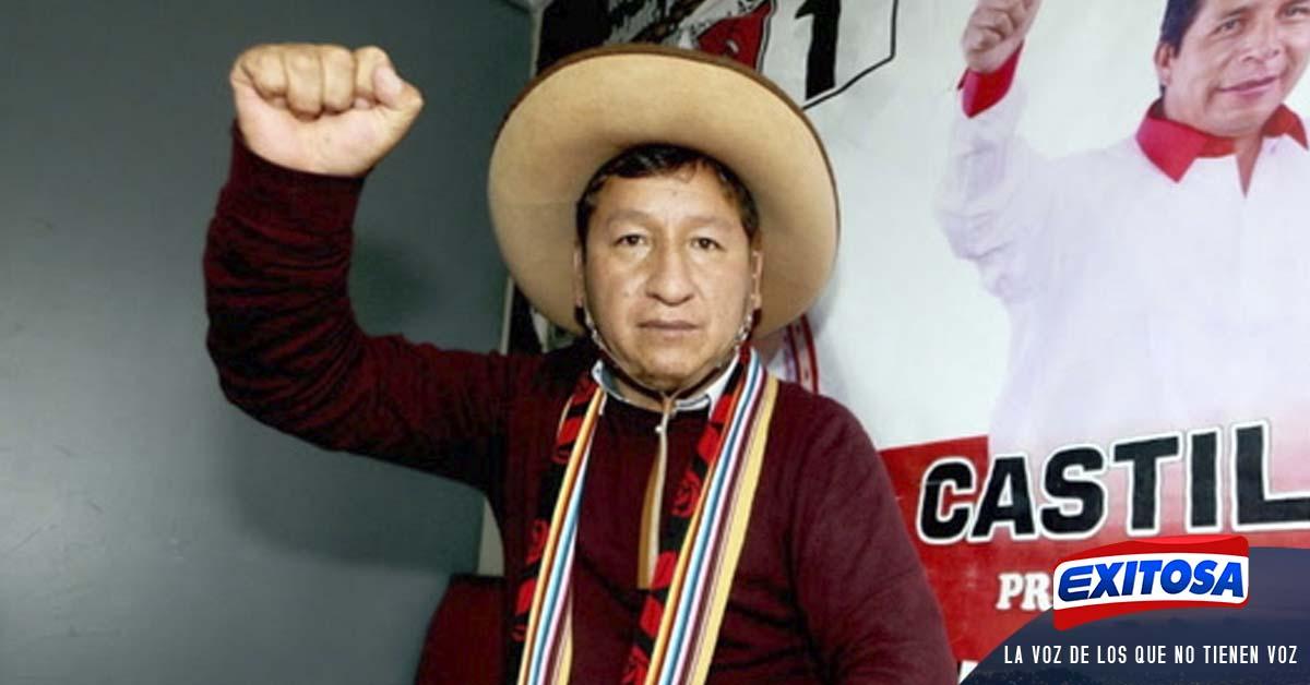 Congresista marxista liderará Gabinete del gobierno de Pedro Castillo en Perú