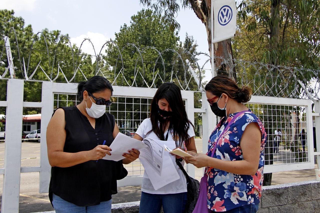 Inicia en Puebla la Vacunación de 1era dosis para personas de 30 a 39 años (fotonota)