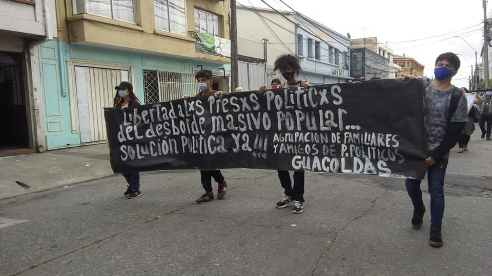 Convocan a protesta para el 29 de Julio por aprobación de Indulto General de los presos políticos de la Revuelta