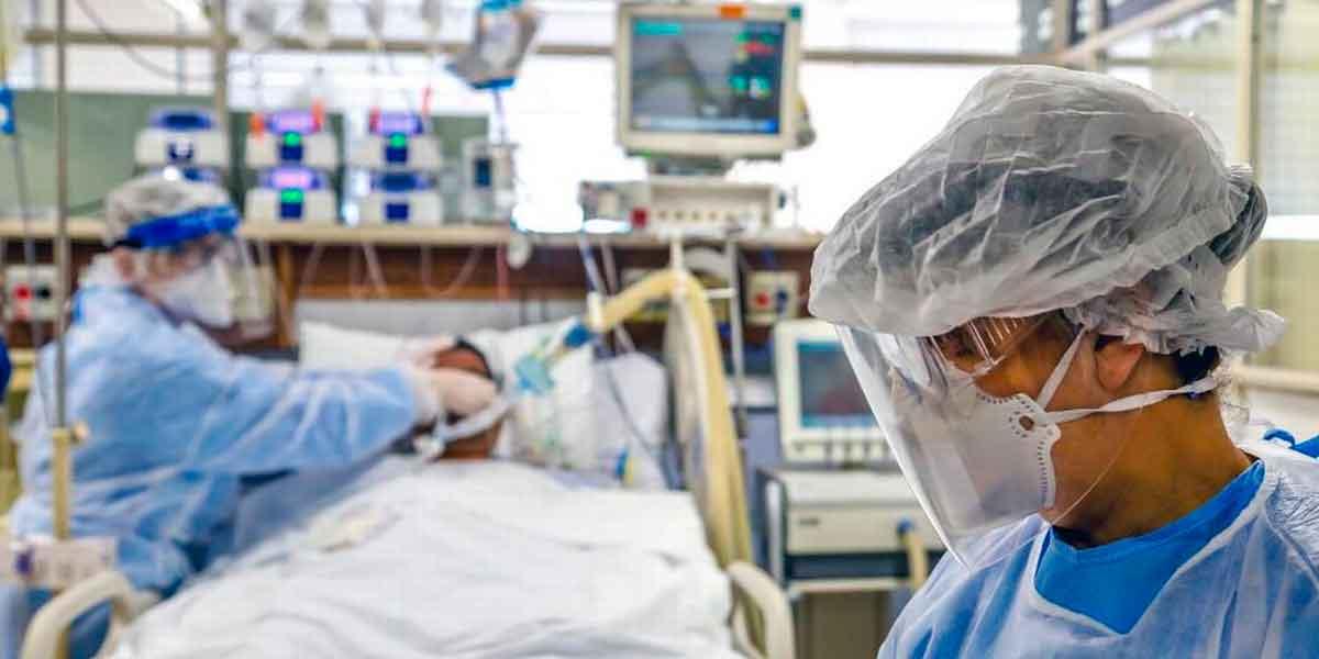 Registran dos hospitales en Puebla  máxima capacidad por Covid-19