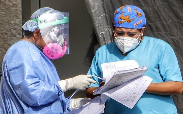 Más de 16 mil contagios Covid-19 en México, y 100 mil casos activos