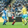 Club Puebla en duelo contra Monterrey