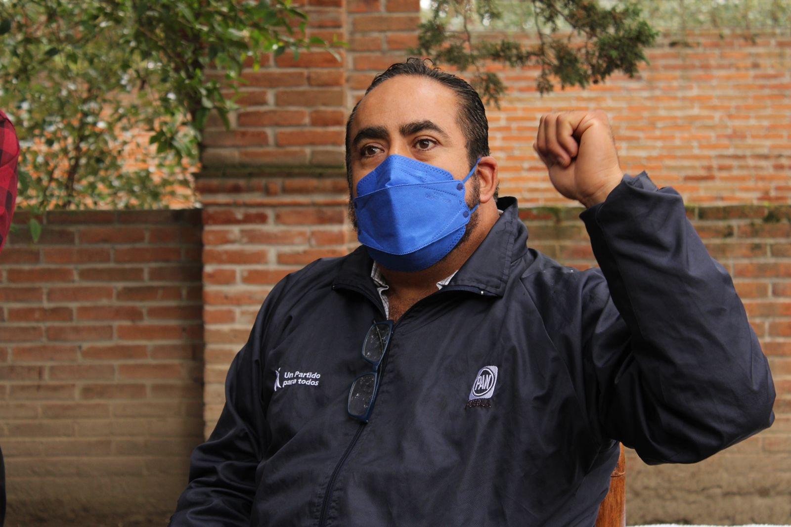 Dirigencia panista no debe ser un botín: Rafael Micalco; no descarta buscar el cargo