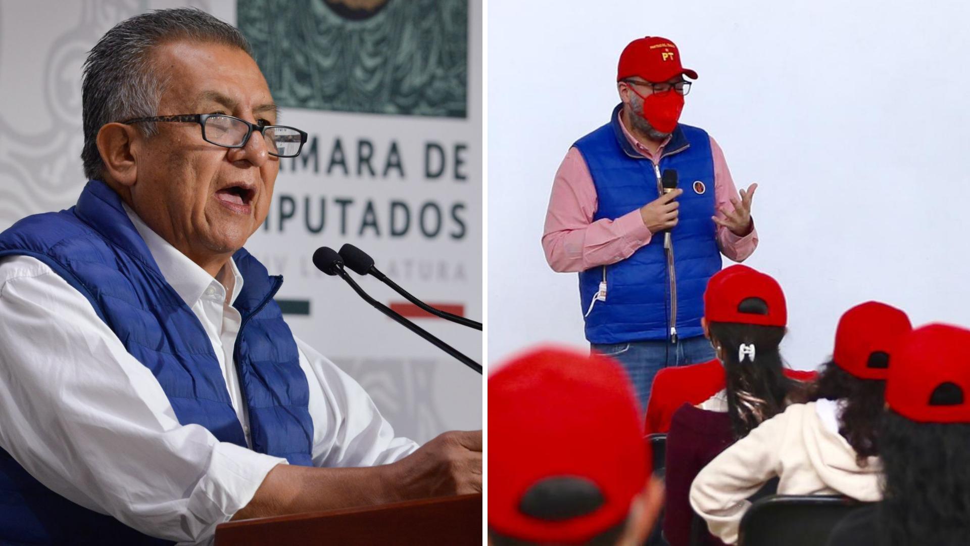 No avanza periodo extraordinario para aprobar desafuero de Huerta y Toledo