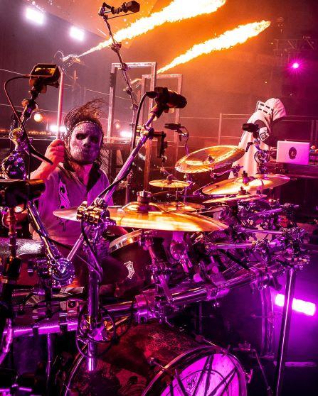 Otro músico de la banda de metal Slipknot muere; su cofundador