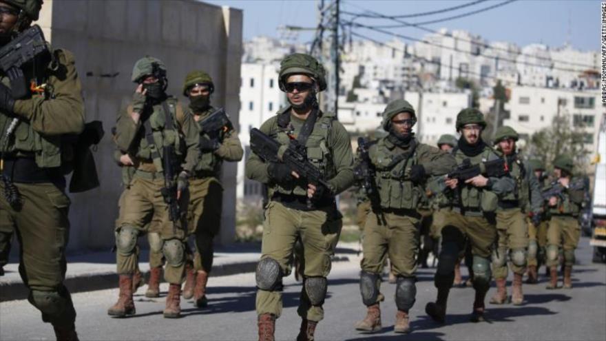 Soldados israelíes matan a tiros a un niño palestino en Cisjordania